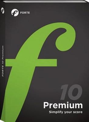 Forte Notation FORTE 10 Premium 10.0.5 - ENG