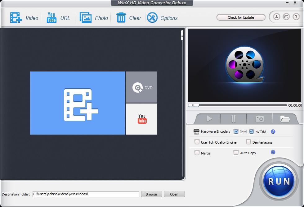 WinX HD Video Converter Deluxe v5.15.6.322 - ENG