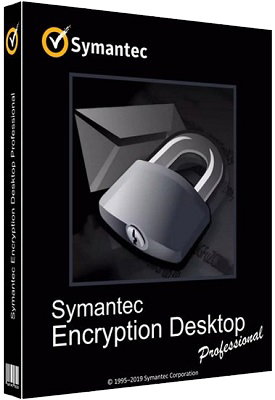 Symantec Encryption Desktop Professional 10.4.2 MP4 - ENG