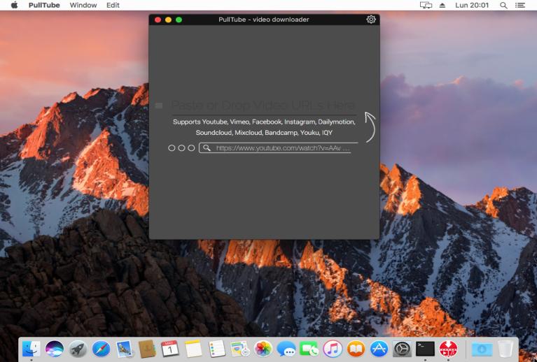 [MAC] PullTube 1.2.10 macOS - ENG
