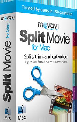 Movavi Split Movie v2.0 DOWNLOAD MAC ITA