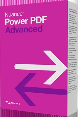 Nuance Power PDF Advanced 2.10.6415 - ITA
