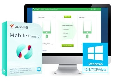 AnyMP4 Mobile Transfer 1.1.98 - ENG