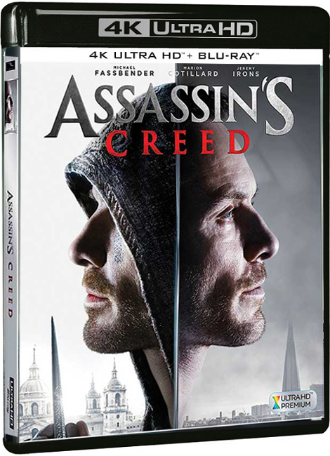 Assassin's Creed (2016) HDR 4K ITA DTS+AC3 ENG DTS HD MA+AC3 Subs