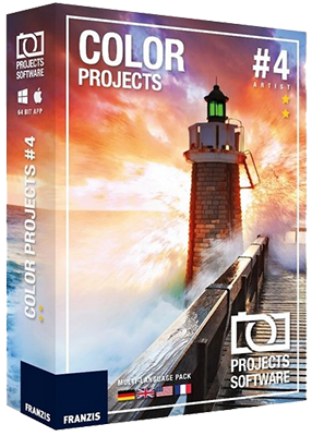 Franzis COLOR Projects v4.41.02511 - Eng