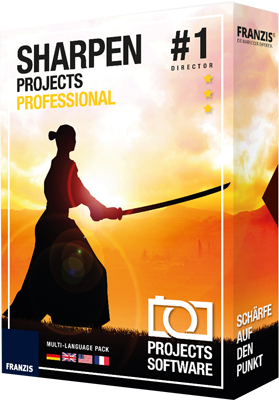 Franzis SHARPEN Projects Professional v1.19.02653 DOWNLOAD ENG