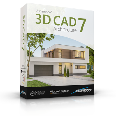 Ashampoo 3D CAD Architecture v7.0.0 x64 - ITA