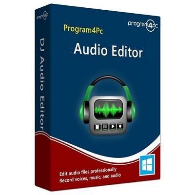 [PORTABLE] Program4Pc Audio Editor v9.1 Portable - ITA