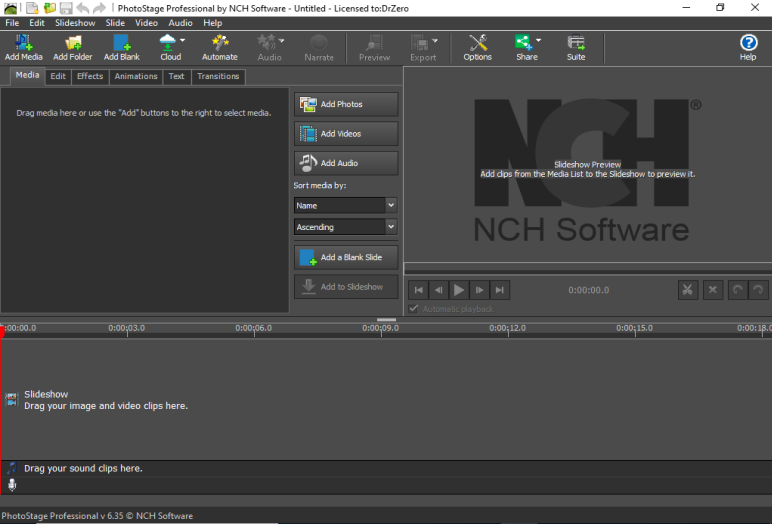 [PORTABLE] NCH PhotoStage Slideshow Producer Professional 6.35 Portable - ENG