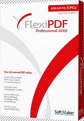 SoftMaker FlexiPDF 2019 Professional v2.0.4 - ITA