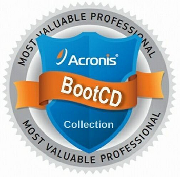 Acronis Rescue Media All-In-One Boot ISO Collection 15.09.2021 - ENG