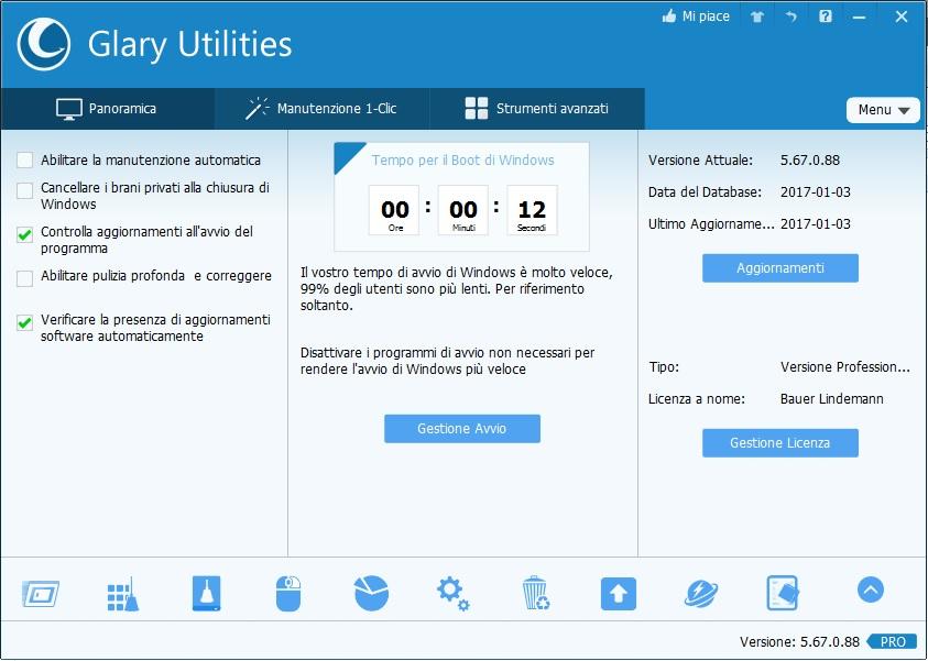 [PORTABLE] Glary Utilities Pro v5.120.0.145   - Ita