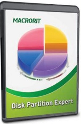 Macrorit Partition Expert 5.6.0 Server Edition BootCD - ENG