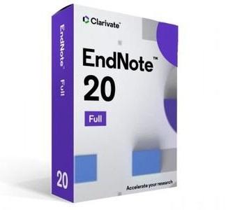EndNote 20 Build 14672 - ENG
