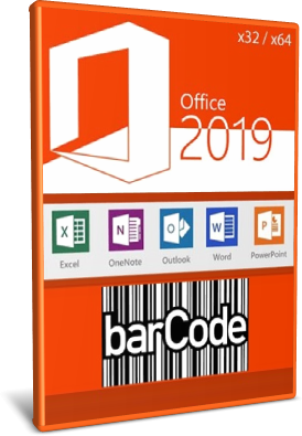 Microsoft Office Professional Plus VL 2019 AIO 2 in 1 - 1912 (Build 12325.20344) - ITA