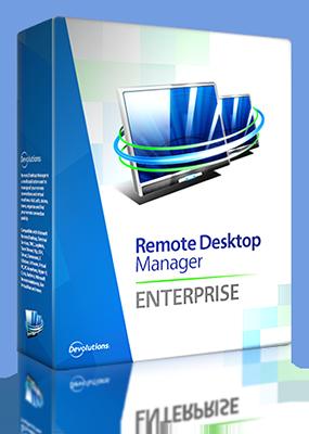 Remote Desktop Manager Enterprise 2021.1.36.0 - ITA