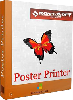 RonyaSoft Poster Printer v3.2.8 - Ita