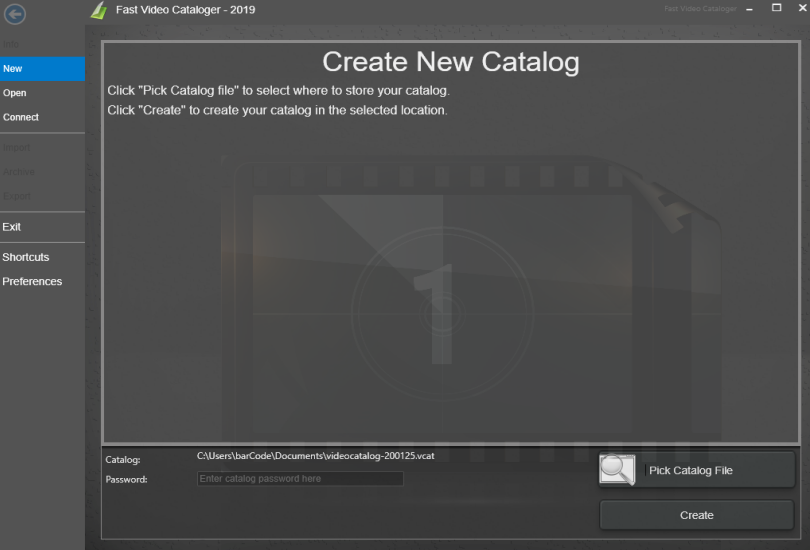 Fast Video Cataloger 7.0.1.0 x64 - ENG
