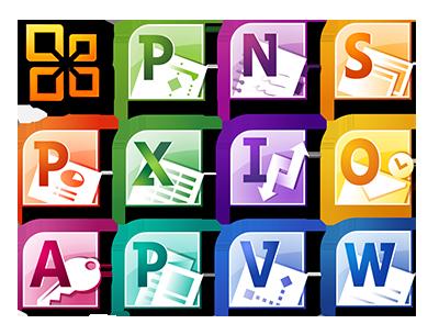 Microsoft Office 2010 Professional Plus Sp2 v14.0.7232.5000 - Agosto 2019 - Ita