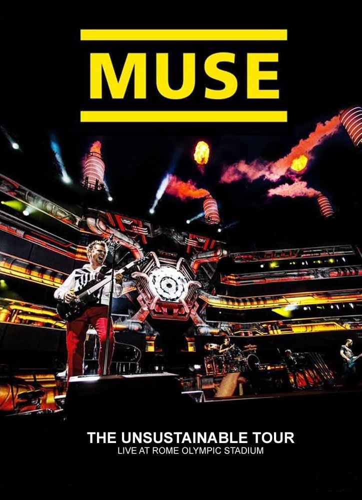 Muse - Live At Rome Olympic Stadium (Video)(BonusTrack)(2013).mkv+m4a