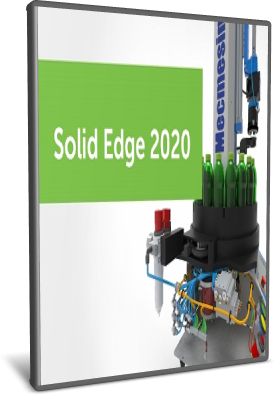 Siemens Solid Edge 2020 MP04 build 220.00.04.02 x64 - ITA