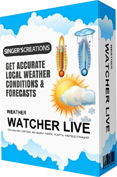 Weather Watcher Live v7.2.73 - Eng