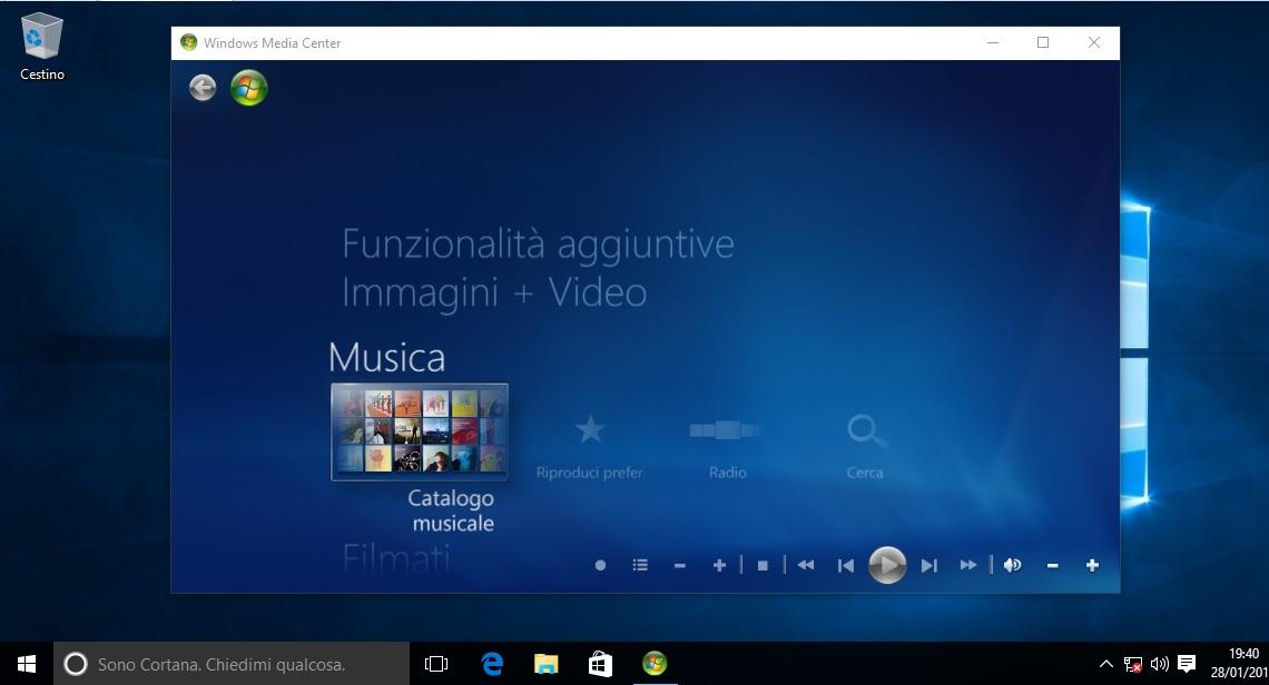Windows 10 Pro WMC DOWNLOAD ITA - Aprile 2016 - BestDownloadFree