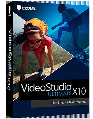 Corel VideoStudio Ultimate X10 v20.1.0.14 - ITA