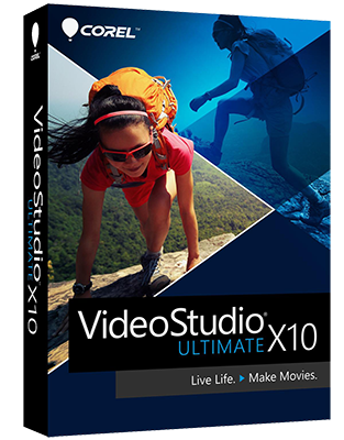 Corel VideoStudio Ultimate X10 v20.1.0.14 + Content Pack DOWNLOAD ITA