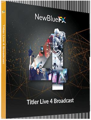 Newblue Titler Live 4 Broadcast v4.3.211018 - Ita