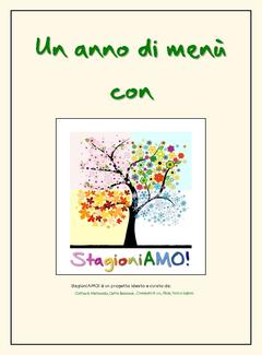 Aa. Vv. - Un anno di menù con Stagioniamo! (2015)