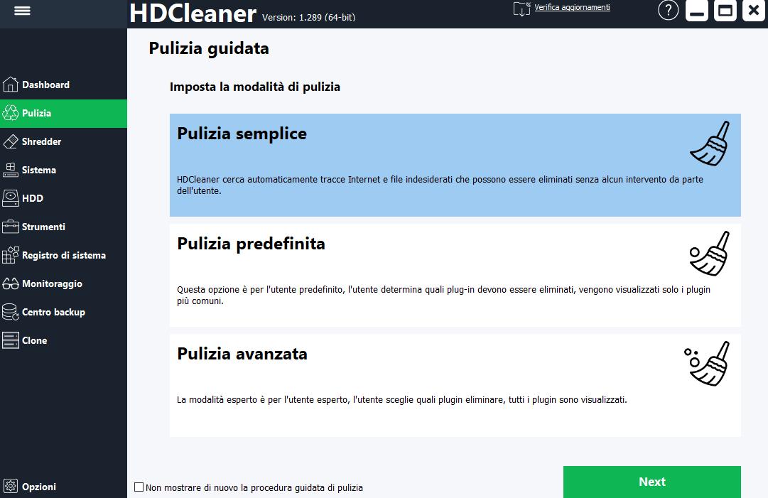 [PORTABLE] HDCleaner 1.289 Portable - ITA