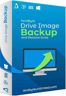 TeraByte Drive Image Backup & Restore Suite 3.32 + WinPE & WinRE - ITA