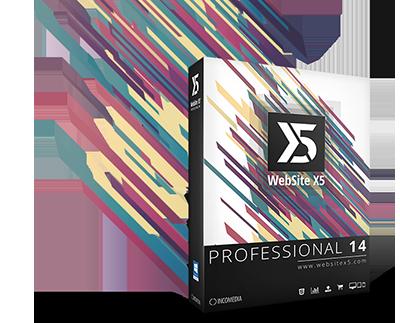 Incomedia WebSite X5 Professional v14.0.5.3 - Ita