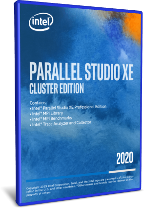 Intel Parallel Studio XE 2020 Update 1 Cluster Edition x64 - ENG