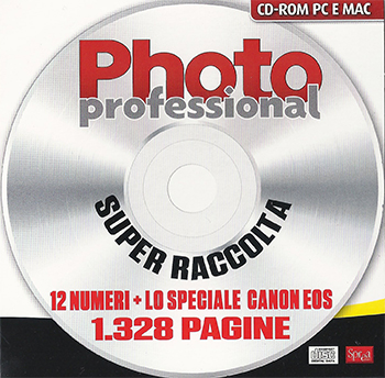 [CDROM] Photo Professional - Canon Edition - Super Raccolta - Ita