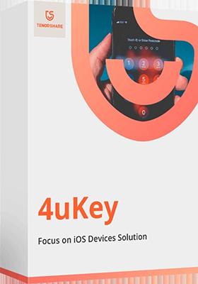 Tenorshare 4uKey 2.1.6.1 - ENG