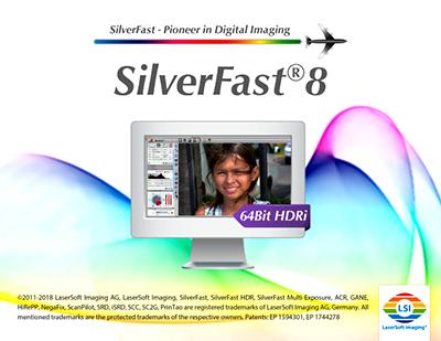 LaserSoft Imaging SilverFast HDR Studio 8.8.0r18 - ITA