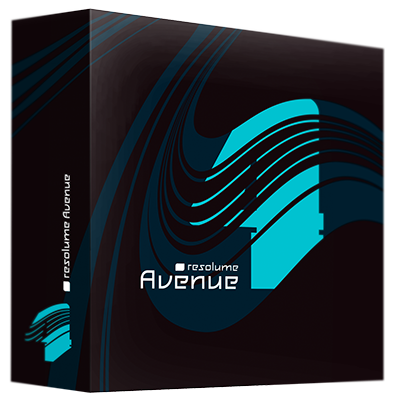 Resolume Avenue v4.6.4 - ITA