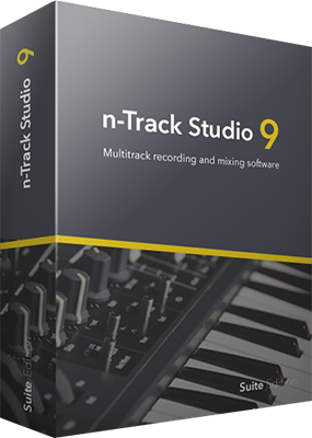 n-Track Studio Suite v9.1.0 Build 3626 - Ita