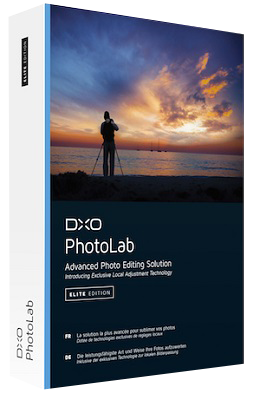 DxO PhotoLab v3.1.0 Build 4301 Elite 64 Bit - ENG
