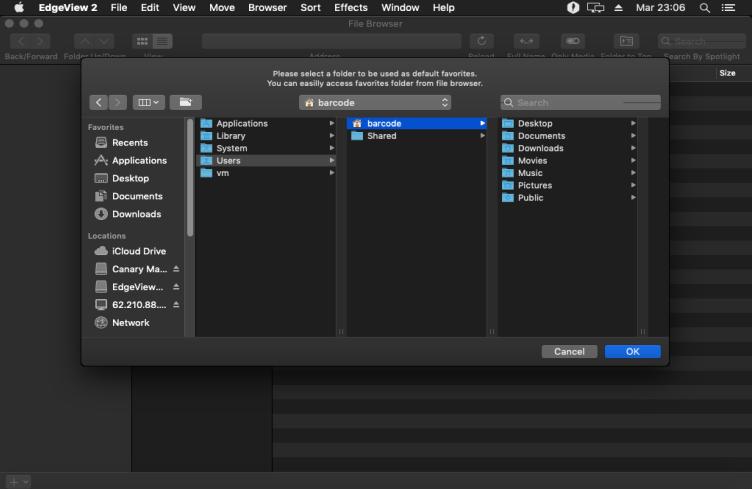 [MAC] EdgeView 2.842 macOS - ENG