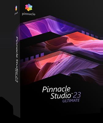 Pinnacle Studio Ultimate v23.1.0.231 - Ita