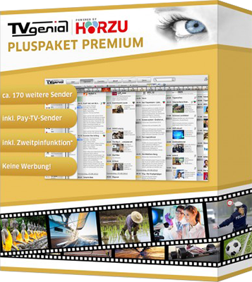 TVgenial Plus Premium v5.50 DOWNLOAD PORTABLE ITA