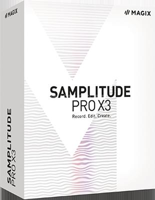 MAGIX Samplitude Pro X3 v14.2.0.298 - ITA