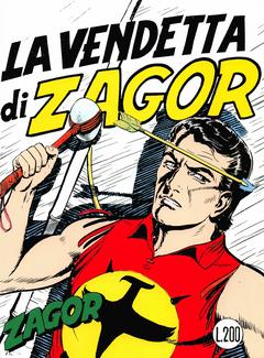 Zenit Gigante 059 - Zagor 008 - La vendetta di Zagor (1966)