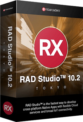 Embarcadero RAD Studio v10.2 Tokyo Architect 25.0.26309.314 DOWNLOAD ENG