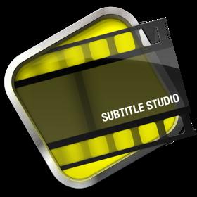 [MAC] Subtitle Studio 1.5.1 macOS - ENG