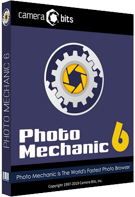 Camera Bits Photo Mechanic 6.0 Build 4155 x64 - ENG