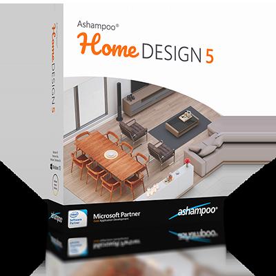 Ashampoo Home Design 6.0.0 64 Bit - Ita